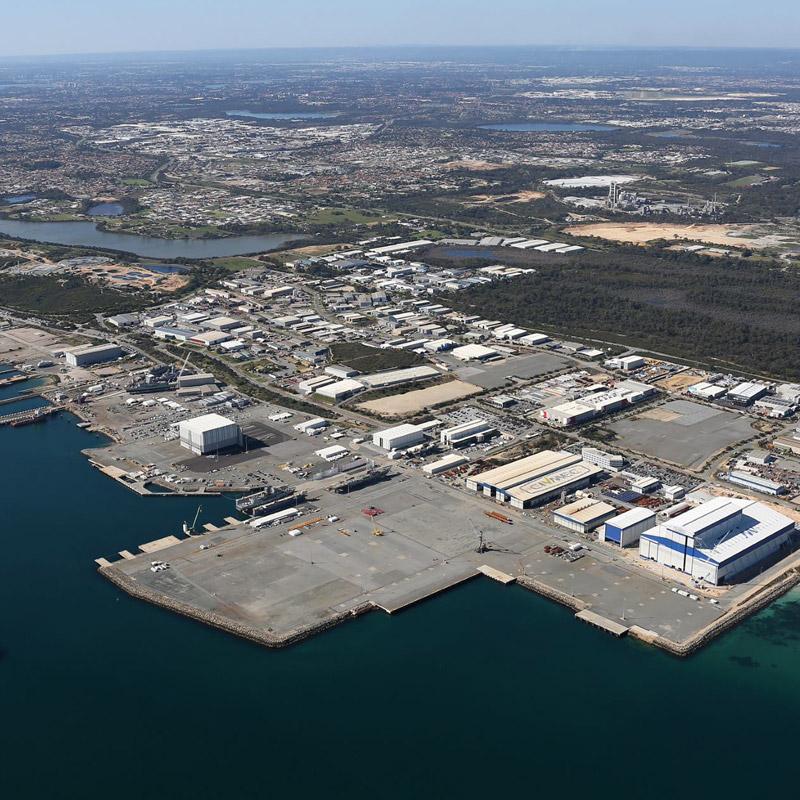 Western Australia's Strategic Industrial Areas